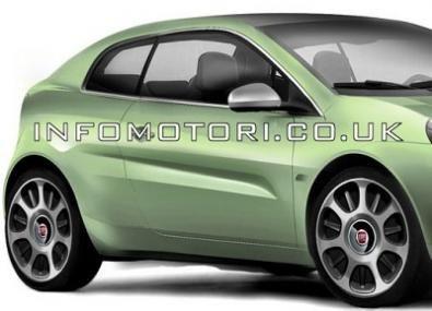 Un'ipotesi sulla nuova Fiat Uno