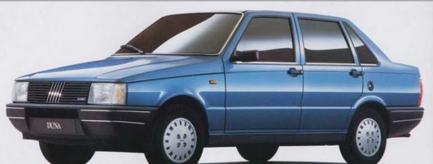 1. Fiat Duna