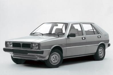 La Lancia delta anni 80