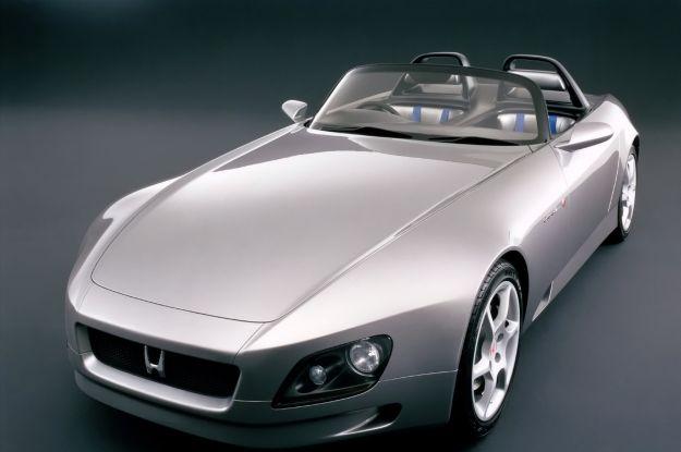 1995 Honda SSM Concept 152
