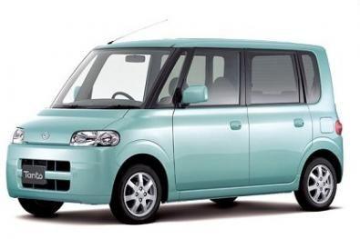 La Daihatsu Tanto