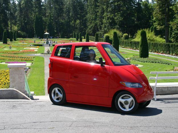Auto pi piccole del mondo la nostra top 5 foto allaguida for Macchine da cucire piccole