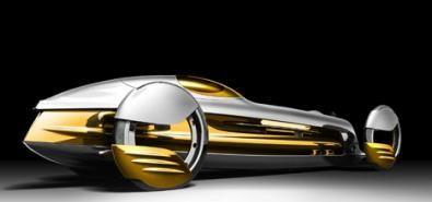 Mercedes Silver Flou