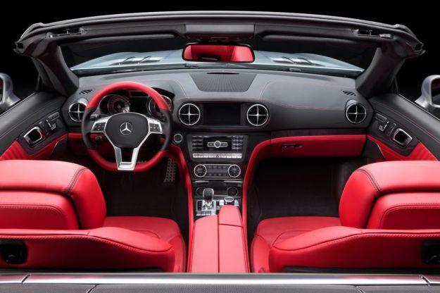 2013 Mercedes Benz SL Roadster 33