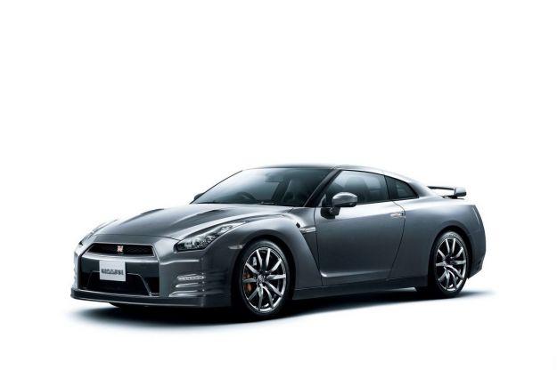 Nissan GT-R 2013-grigio brunito metallizzato