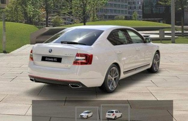 2013 skoda octavia rs pictures leaked medium_3