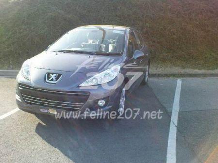 Nuova Peugeot 207