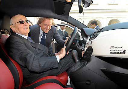 Fiat da Napolitano