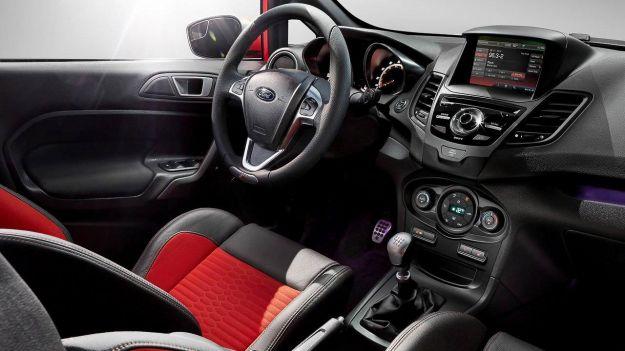 Ford Fiesta ST-Ford Sync