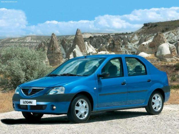 7. Dacia Logan