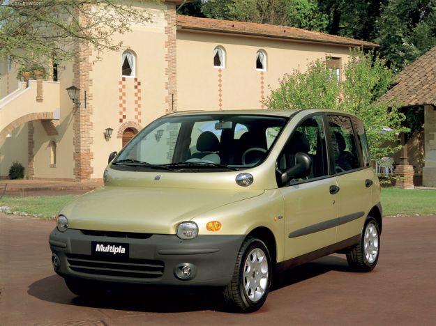 8. Fiat Multipla