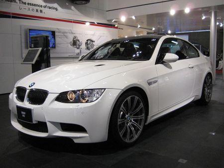 BMW M3 E92 (2008)