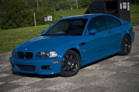 BMW M3 E46 (2001)