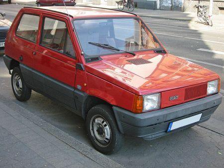 Fiat Panda 1° edizione