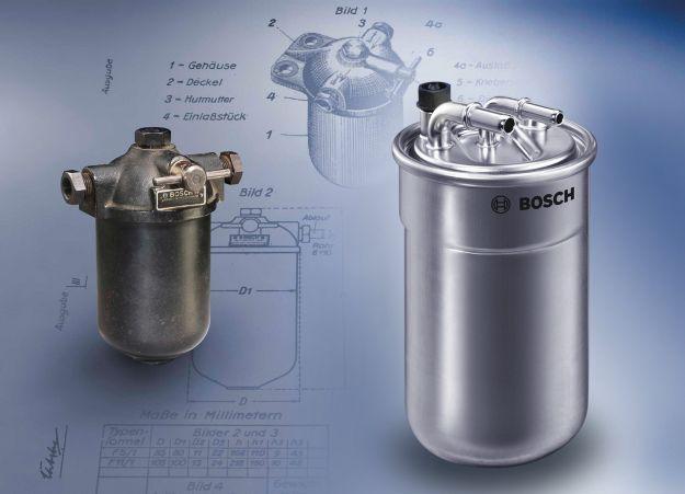 sostituzione filtro gasolio filtro benzina