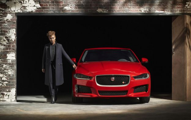 Jaguar XE prima foto ufficiale