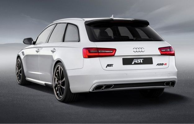 ABT RS6 R posteriore