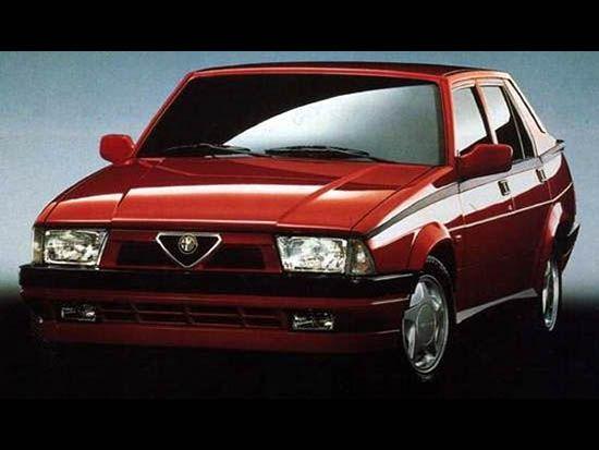 Alfa 75 Indy