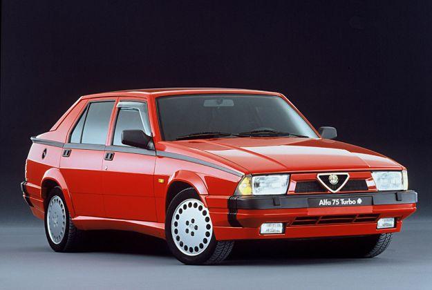 Alfa Romeo 75 Quadrifoglio Verde