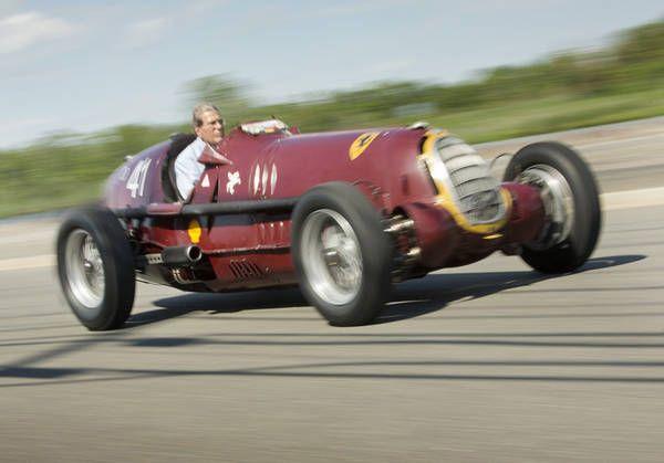 Alfa Romeo 8C 35 Nuvolari, asta