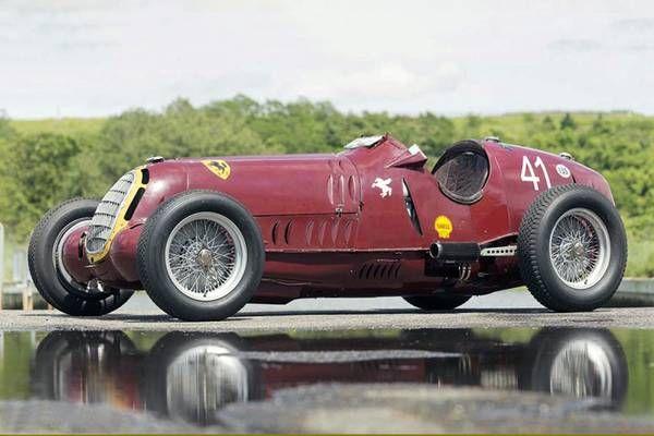 Alfa Romeo 8C 35 Nuvolari