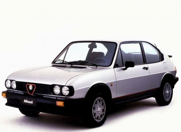 Alfa Romeo Alfasud Ti Quadrifoglio Verde