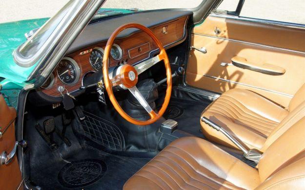 Alfa Romeo GT Junior interni