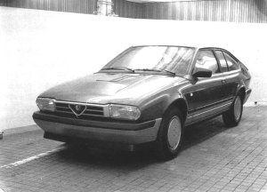 Alfa Romeo GTV6 terza serie