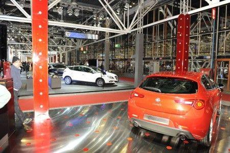 Alfa Romeo Giulietta 100.000 unità retro