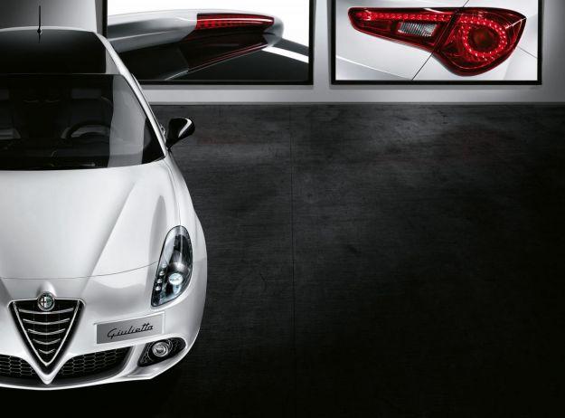 Alfa Romeo Giulietta Collezione motori