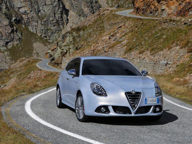 Alfa Romeo Giulietta My 2014