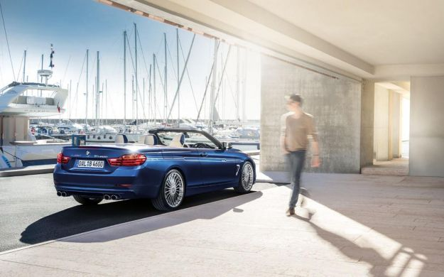 Alpina B4 Bi Turbo Cabrio