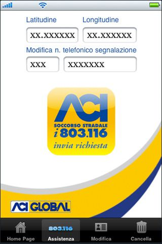 App iPhone ACI i803116