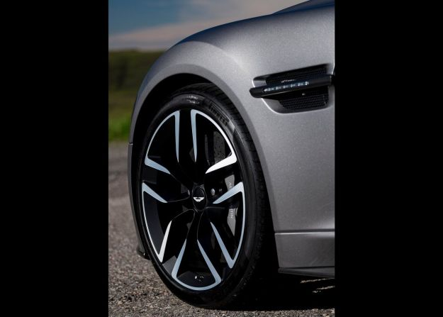 Aston Martin Vanquish cerchi in lega