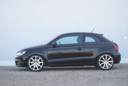 Audi A1 MTM fiancata