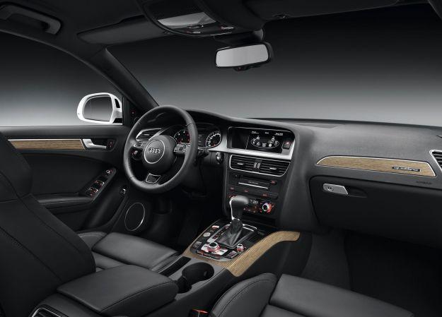 Audi A4 Allroad quattro interni