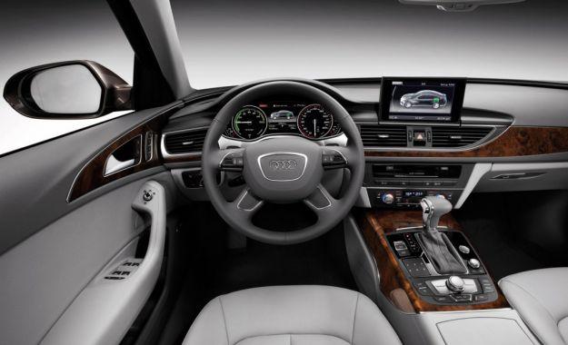 Audi A6 L e tron   6