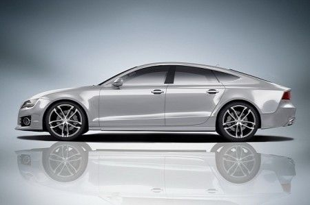 Audi A7 Sportback ABT laterale