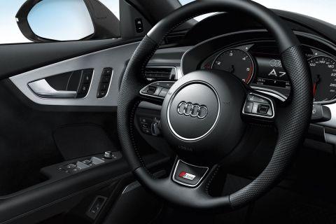 Audi A7 Sportback S volante