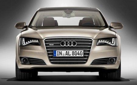 Audi A8L W12 muso