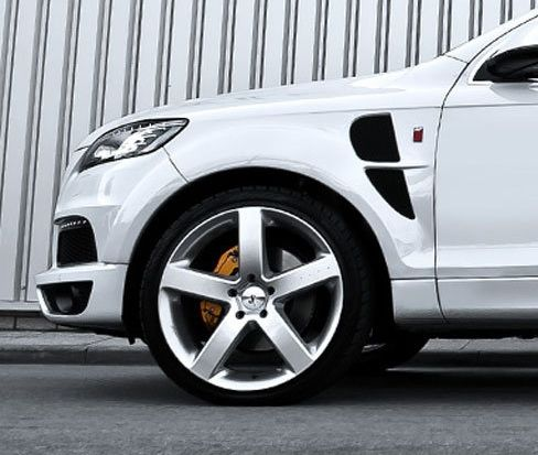 Audi Q7 by Kahn Design cerchio