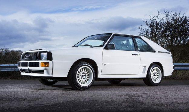Audi Quattro Sport SWB Coupé 1