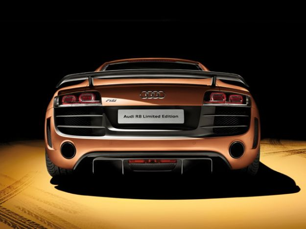 Audi R8 Limited Edition foto 2 UltimoGiro.com_