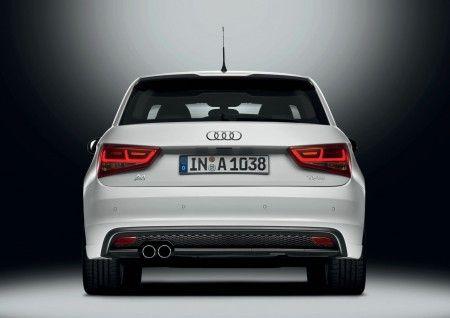 Audi a1 1 4 tfsi 185 cv coda