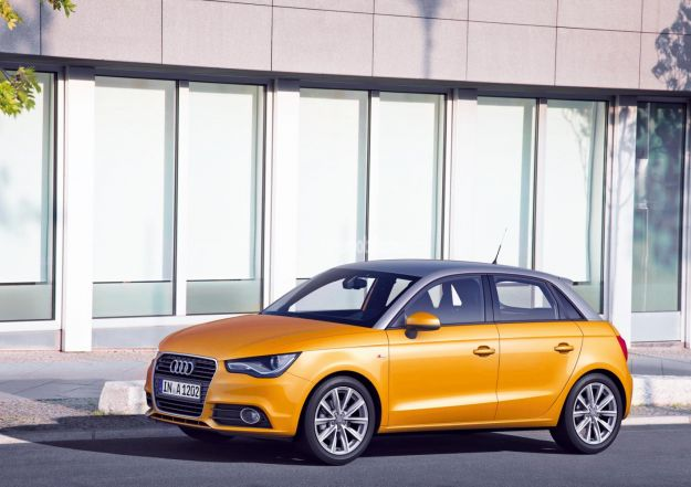 Audi A1 Sportback esterno