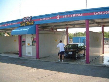 Autolavaggio self service 4