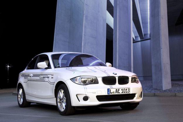 BMW ActiveE frontale