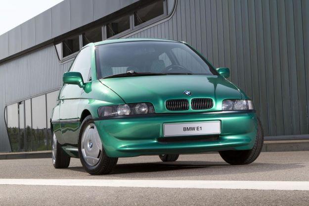 BMW E1 frontale