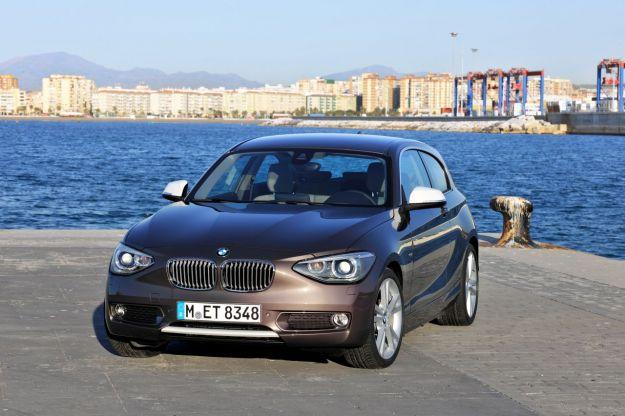 BMW Serie 1 2012 tre porte muso