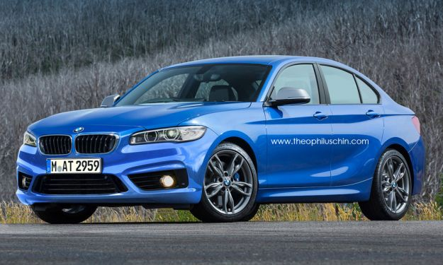 BMW Serie 1 Sedan 2015